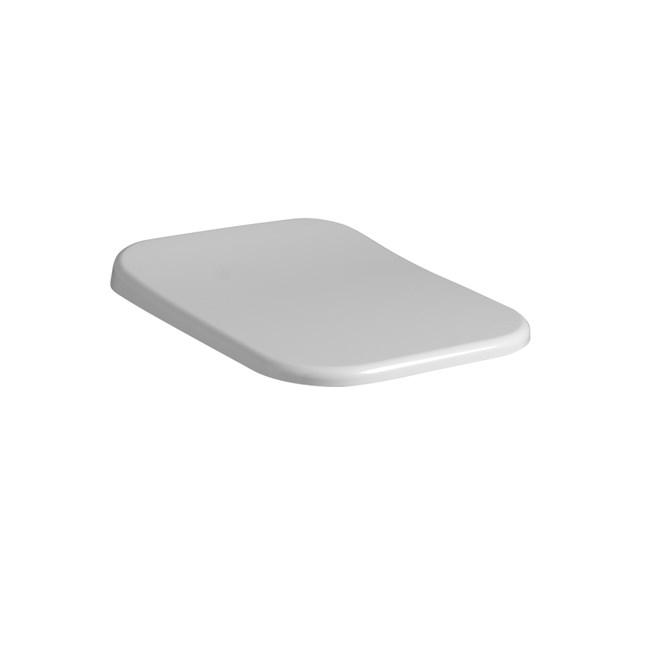 Brio Wrapover Seat – Soft Close + Quick Release – White Only